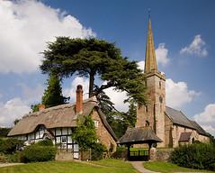 Stretton Grandison - Herefordshire