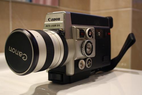 Canon Autozoom 814 Electronic