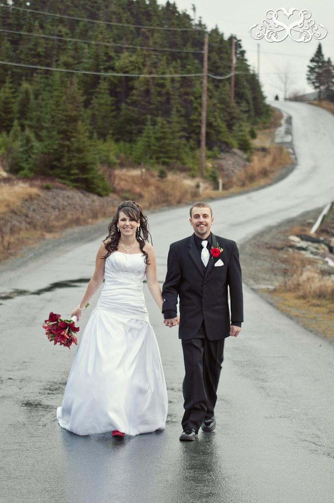 Ian + Jenelle December 2010