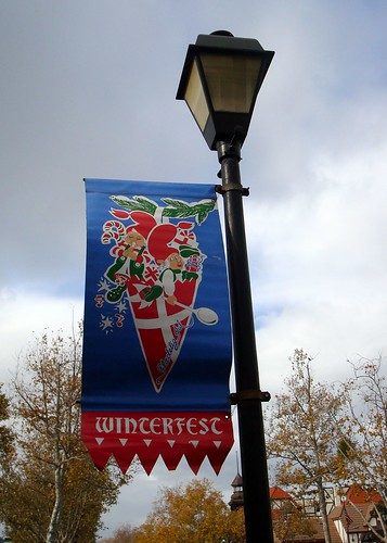Winterfest in Solvang - my favorite Stover family tradition!