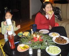 St. Lucia Dinner