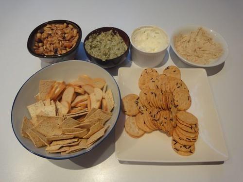 Day 1: Dinner