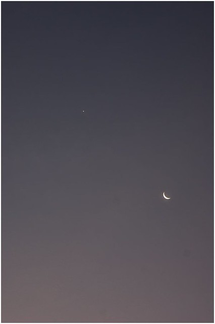 Último amanecer 2010 Luna