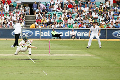 The Ashes: Hughes Does the Limbo under a Bumpe...