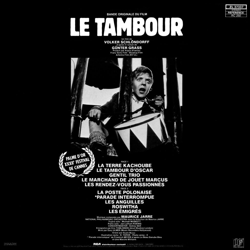 Maurice Jarre - Le Tambour