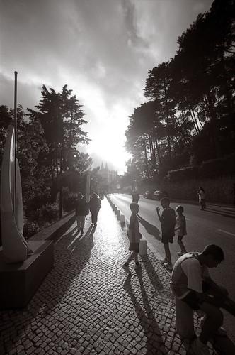 Sintra. Portugal. July 2010