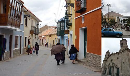Potosi old town