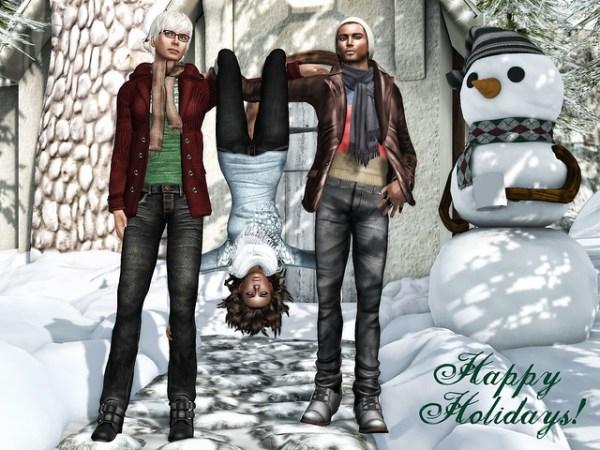 Happy Holidays from StrawberrySingh.com! <3