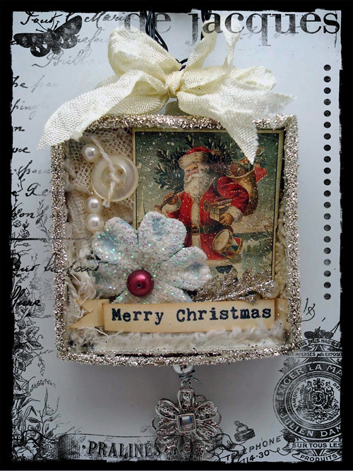 xmas ornament swap