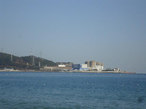 nuclear power plant, AKW in Korea