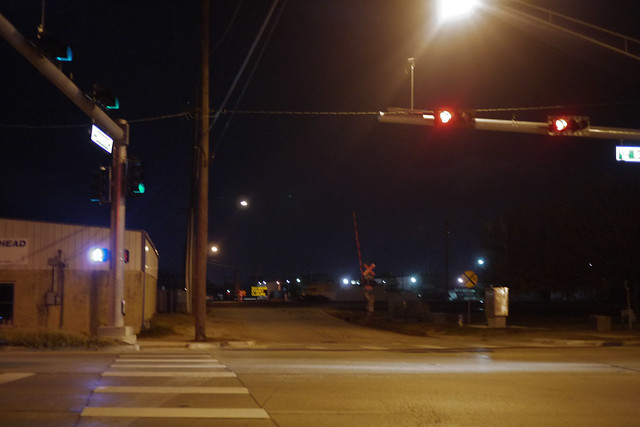 switched crosswalk signals, walk symbol during cross traffic green light