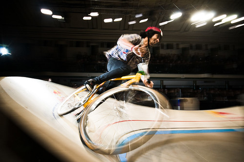 Red Bull Mini Drome London