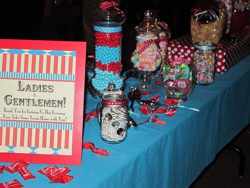 The candy bar!