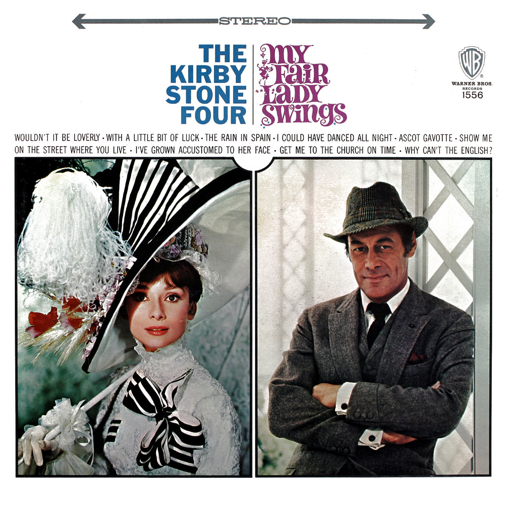 Kirby Stone Four - My Fair Lady Swings