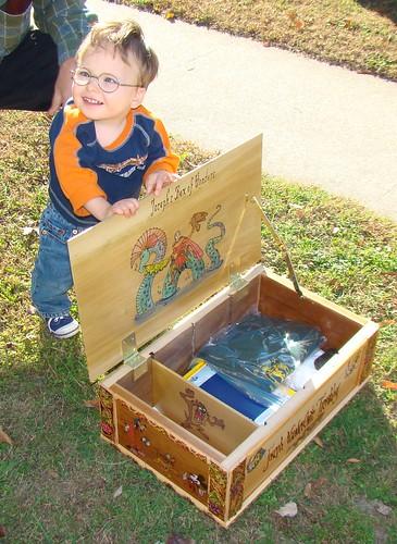 Joseph's Box of Wonders