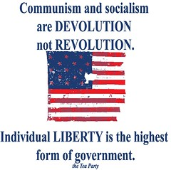 Socialism is Devolution not Revolution