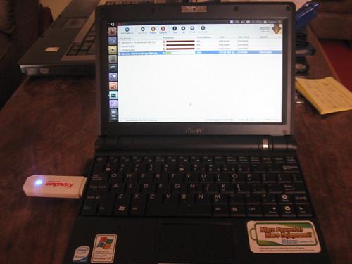 Kanakoo Liberty + Netbook