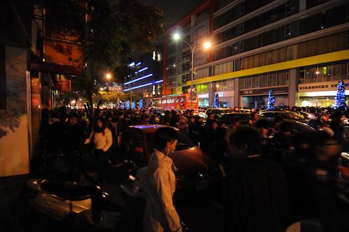 2010/12/31台北 101 跨年煙火 Taipei 101 Fireworks