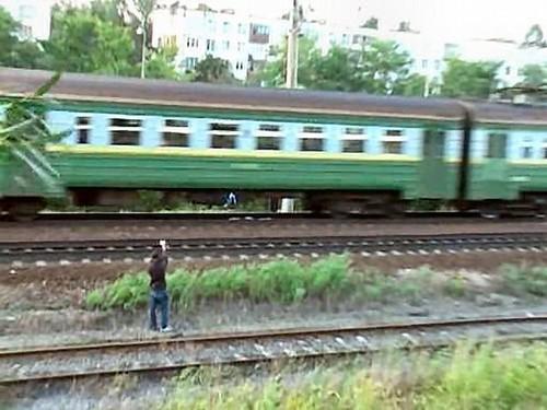 Tantangan Kereta