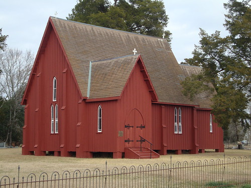 St. Andrew's Church, Prairieville AL
