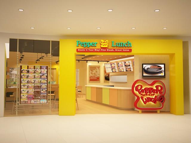 Pepper Lunch Mega Mall