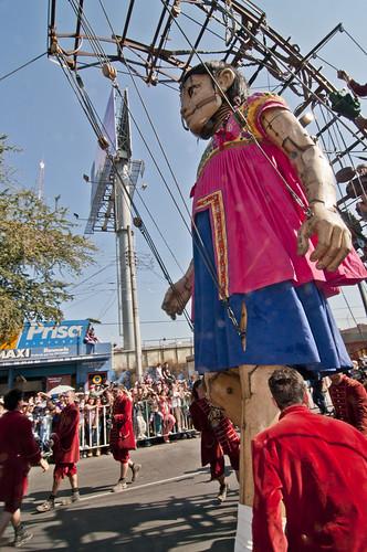 La Niña Gigante(Foto BOSS_MEX/Mario)