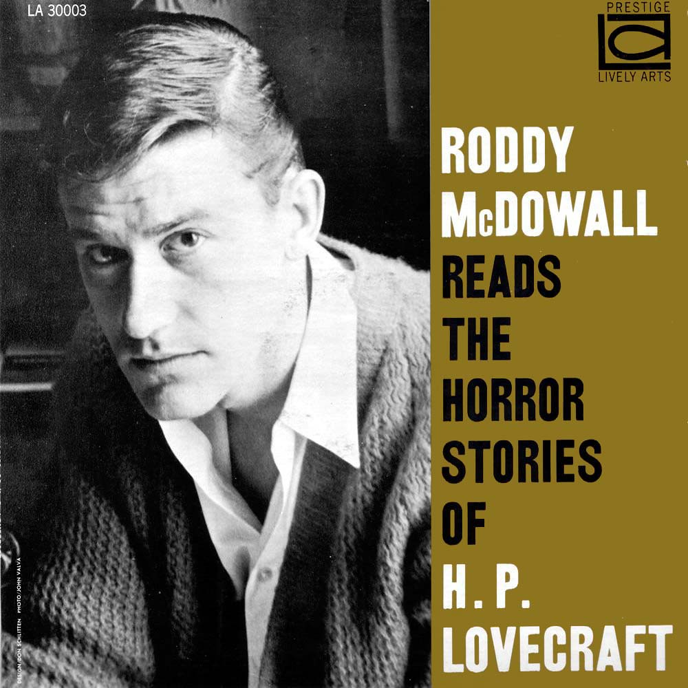 Roddy McDowall Reads the Horror Stories of H.P. Lovecraft
