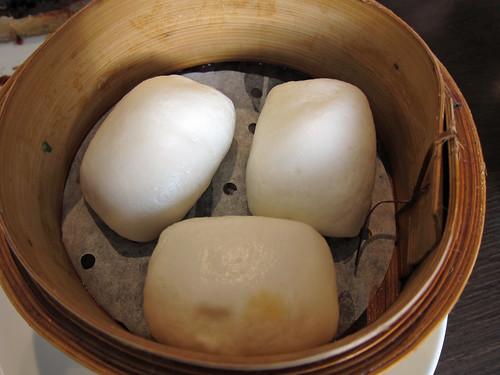 Pork Belly and Taro Buns