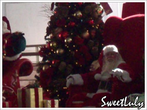 Decoração de Natal Pátio Savassi 2010