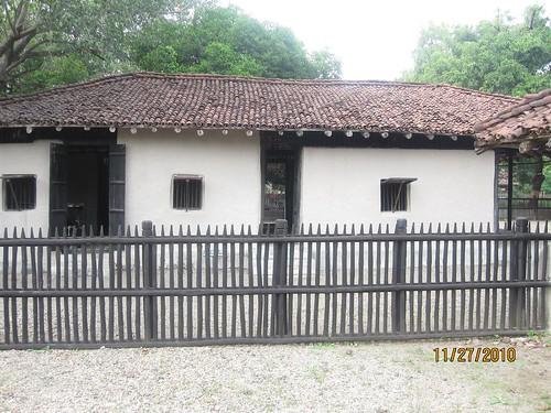 Purane style ki huts