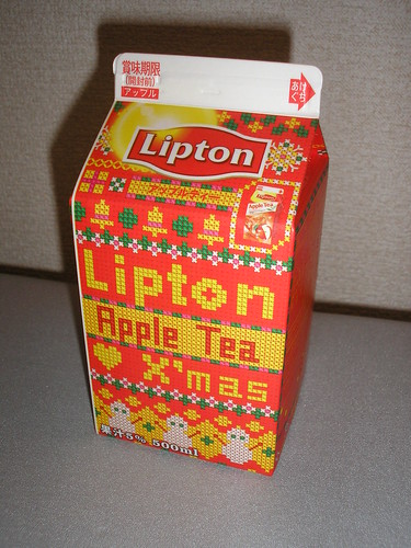 Lipton Apple Tea X'Mas
