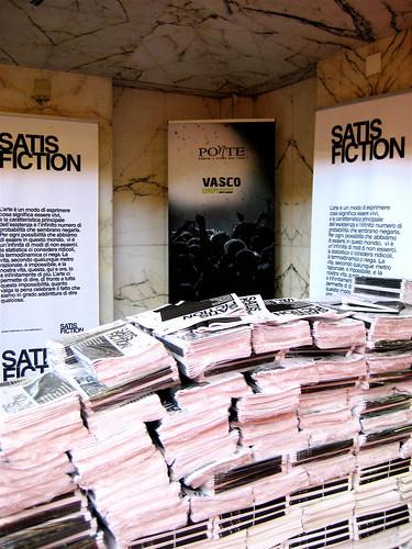 Satisfiction, Roma, Fiera +L+L, 7.12.010