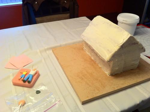 House Cake (1/6)
