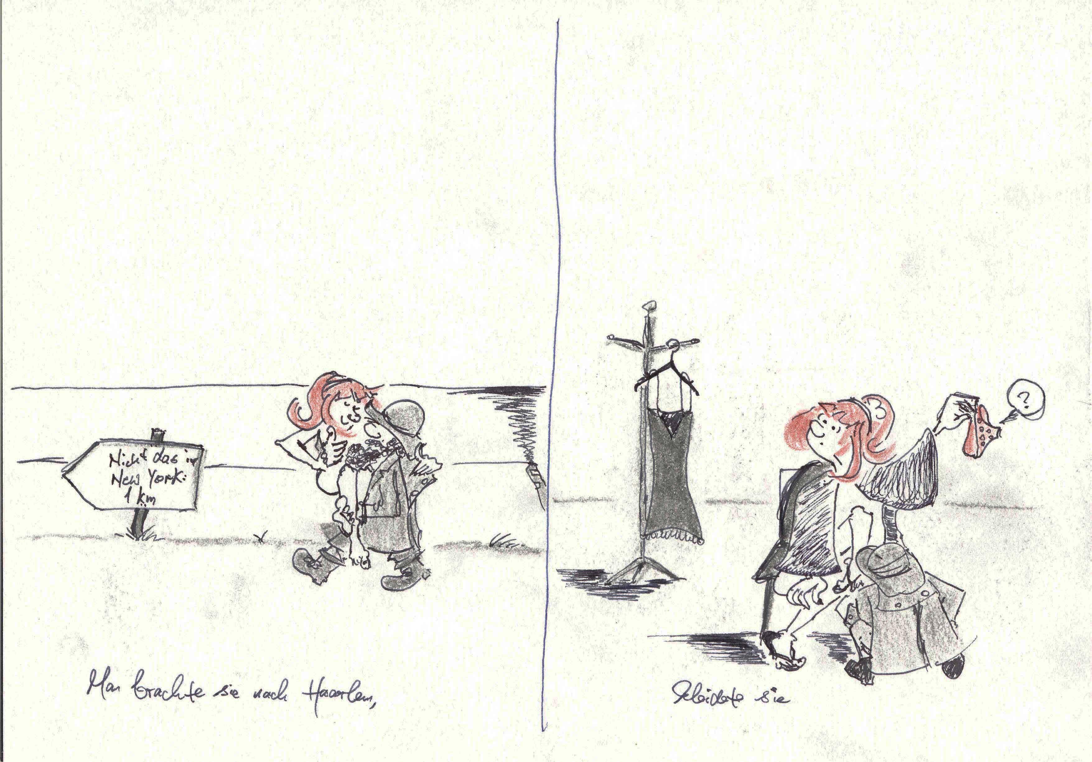 Heinrich von Kleist, Wassermänner und Sirenen, Teil 2 von 5