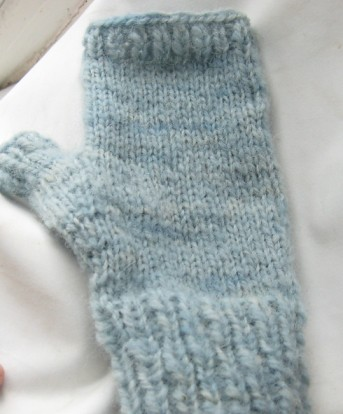 woad mitts