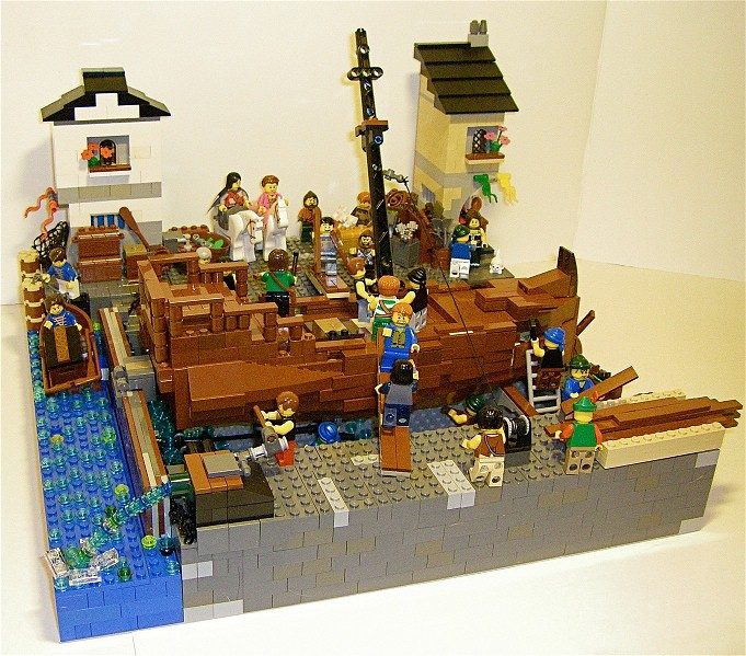 The Worlds Best Photos Of Caravel And Lego Flickr Hive Mind