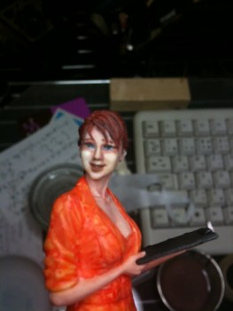 BrickWorks Ma.K.女性整備士(B)