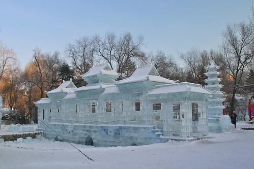 Ice buildings