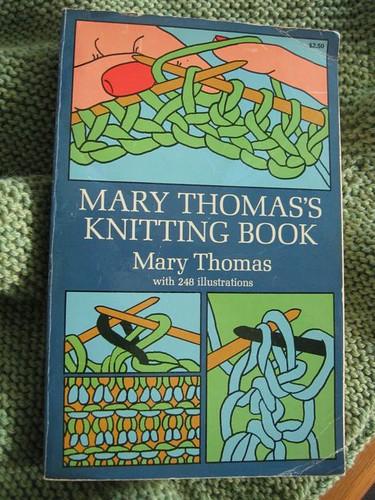 Mary Thomas Knitting