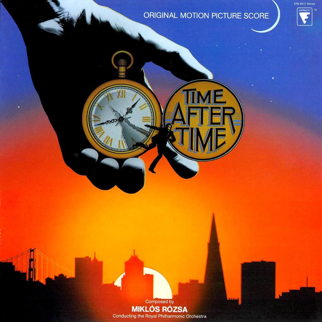 Miklós Rózsa - Time After Time