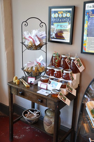 Gretchen Bee Ranch Products @ Lily's Cookies
