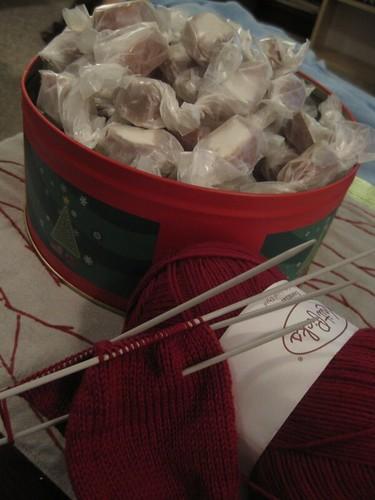 Dec22-CaramelsAndKnitting