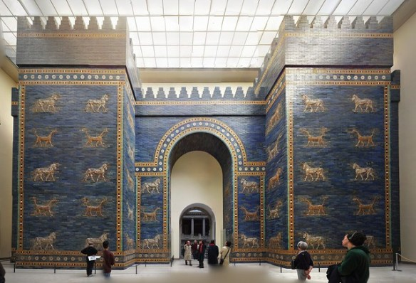 Ishtar Gate, Pergamon Museum