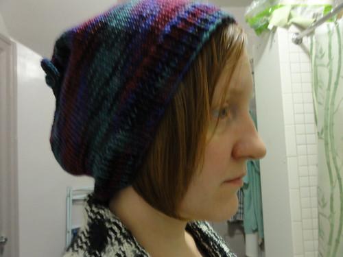 Neck Warmer Hat