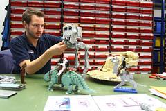LEGO Press Photo - Star Wars Miniland - 1
