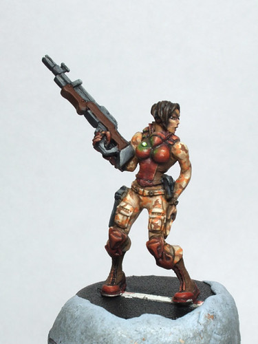 Infinity Ghulam Colour Test