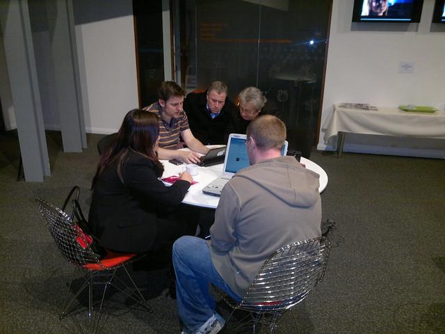 Leeds Social Media Surgery - January 2011