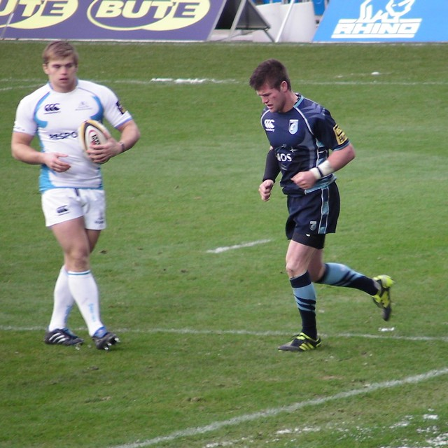Cardiff Blues v Glasgow Warriors