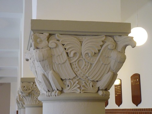 owl and eagle