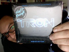 TRON LEGACY OST by Daft Punk